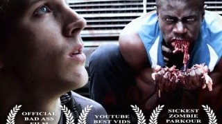 ZOMBIE PARKOUR MOVIE