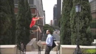 Pizza Hut Parkour Commercial: Tempest Freerunning