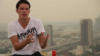 Stephane Vigroux – Philosophy of Parkour