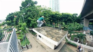 Team Farang – Thailand Parkour Tour 2010