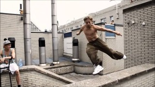 Parkour Collection 2012 to 2013