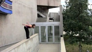 Girl Parkour – Erica Nicole Madrid (APEX Movement Pro Team) – 2010 Sampler