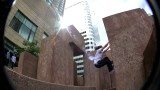 Female Parkour – Carolynn Grigsby – 2009 Sampler