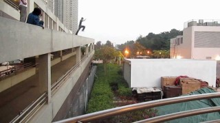 Hong Kong Jack Parkour Showreel