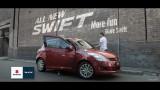 Mark Toia Shoots SUZUKI SWIFT parkour Commercial.