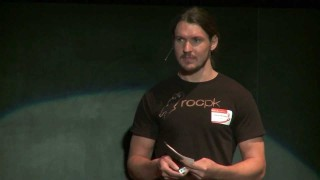 Parkour Training  – Charles Moreland – TEDx Flour City