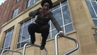 Parkour – Go Girls