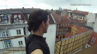 First Person Parkour – Daniel Ilabaca (Beyond The Brink European Parkour Tour 2010)