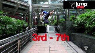Jump Asia – The Daniel Ilabaca Tour – Singapore 2013