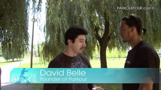 Daniel Ilabaca, David Belle and Sébastien Foucan – Parkour Tour