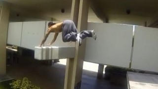The Parkour and Freerunning showreel 2013