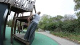 Parkour, imaginatively