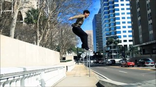 Just Move – Parkour and Freerunning 2013