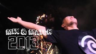 2013 – Mix'n'Match
