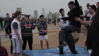 HK Freespace Fest 2013 – Superfly Monkey Dragons, HKPA and Daniel Ilabaca