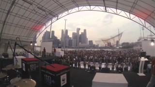 Earth Hour 2014 Singapore – Superfly Parkour Performance