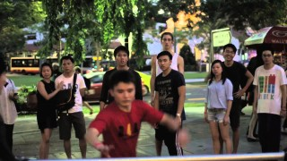 Superfly Brick Mansions Parkour Jam