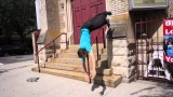 Stoop To My Level – Parkour and Freerunning